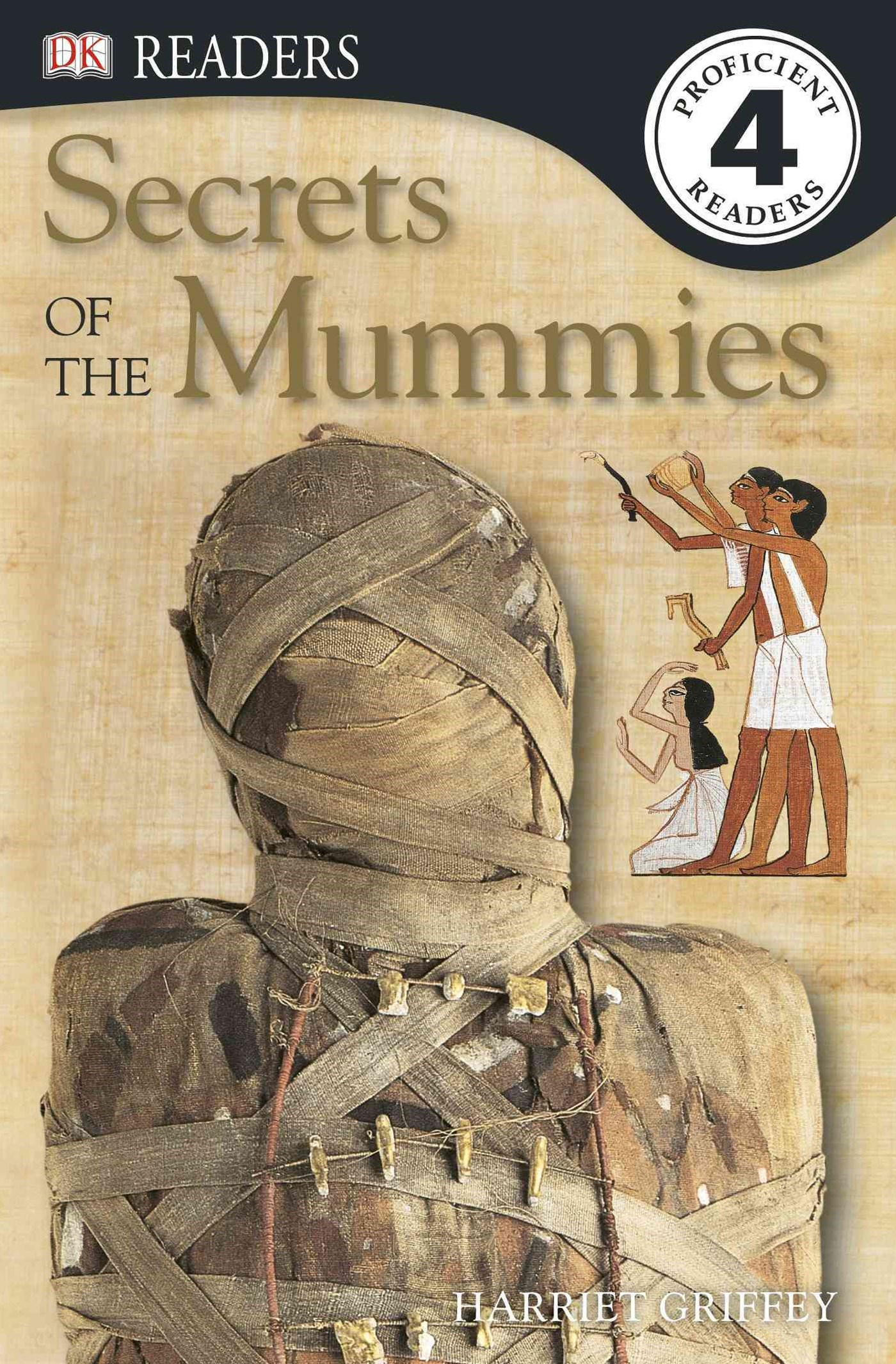 Secrets of the Mummies, Level 4