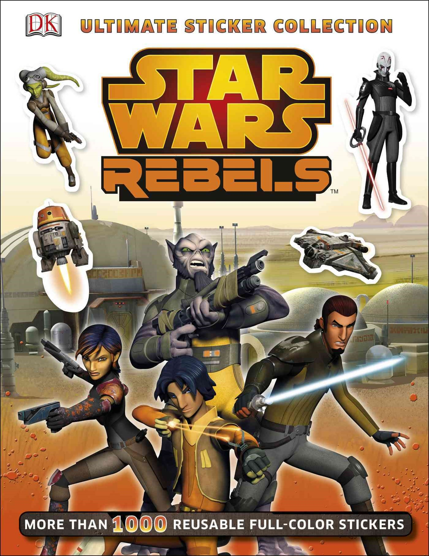 Star Wars: Rebels: Ultimate Sticker Collection