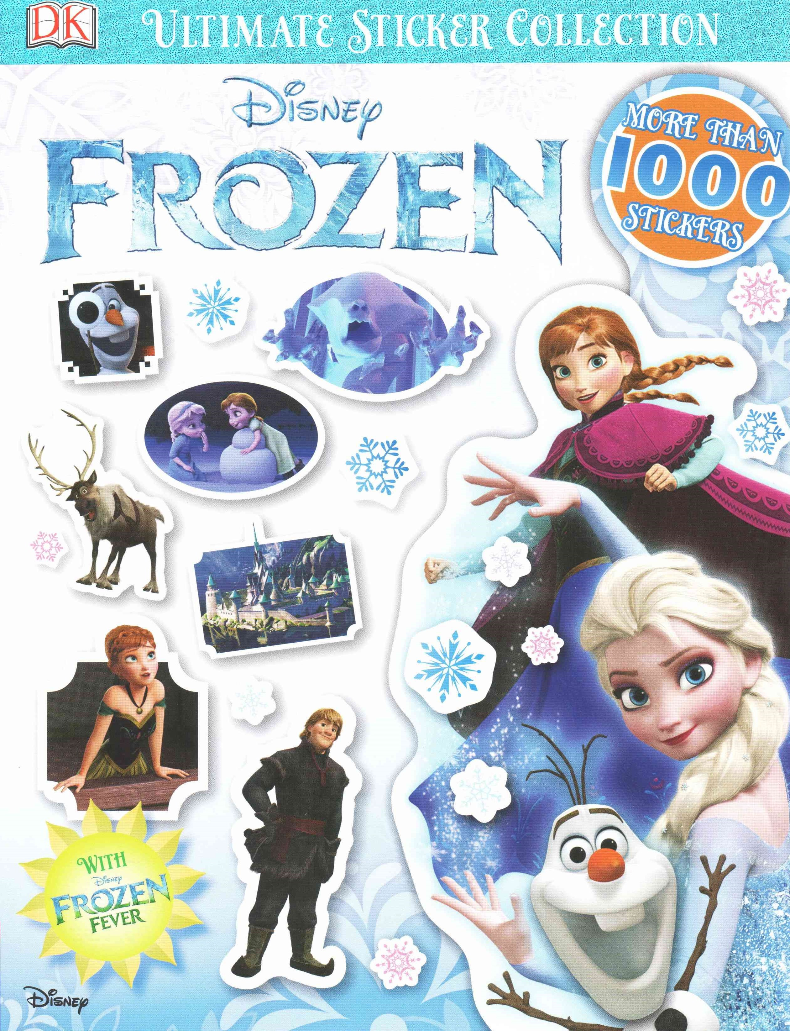 Disney Frozen: Ultimate Sticker Collection