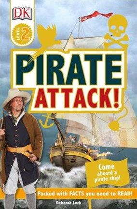 DK Readers L2 Pirate Attack!