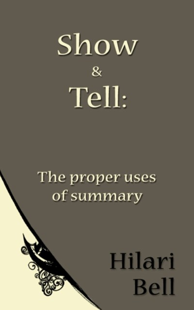 Show & Tell: the proper uses of summary