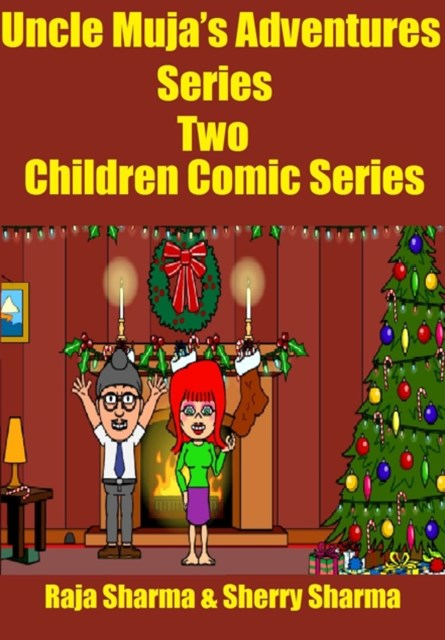 Uncle Muja's Adventures Series Two: Children Comic Series