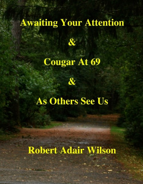 Awaiting Your Attention & Cougar At 69 & As Others See Us