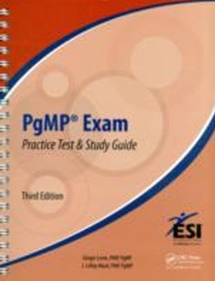 PgMP(R) Exam Practice Test and Study Guide, Third Edition