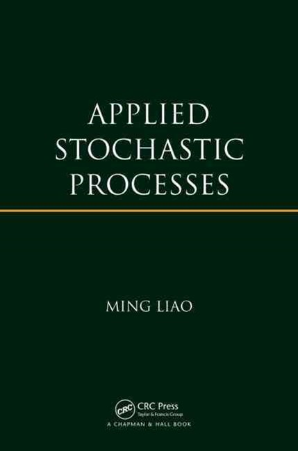 Applied Stochastic Processes