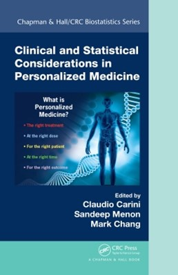 Clinical and Statistical Considerations in Personalized Medicine