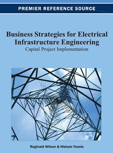 Business Strategies for Electrical Infrastructure Engineering by Reginald Wilson, Hisham Younis, Wilson (9781466628397) - HardCover - Business & Finance Business Communication