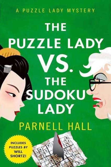 Puzzle Lady vs. The Sudoku Lady
