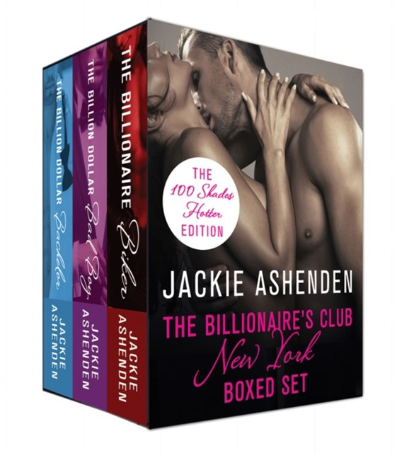 (ebook) Billionaire's Club: New York Boxed Set (The 100 Shades Hotter Edition)