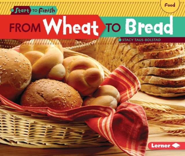 (ebook) From Wheat to Bread