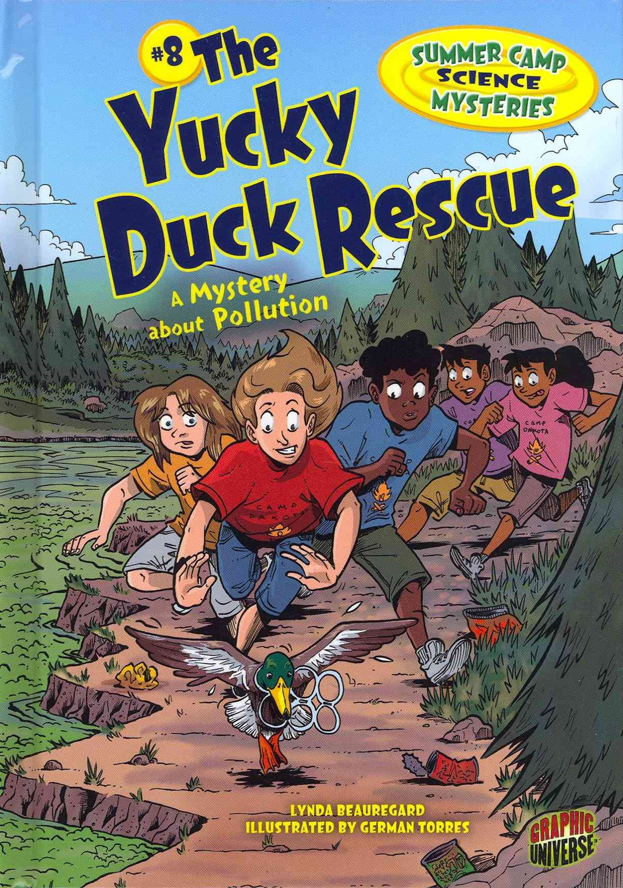 The Yucky Duck Rescue