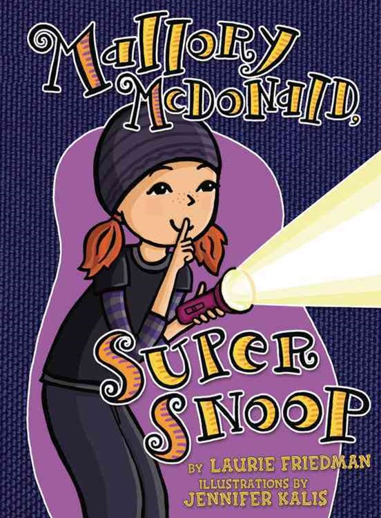 Mallory McDonald Super Snoop - 18