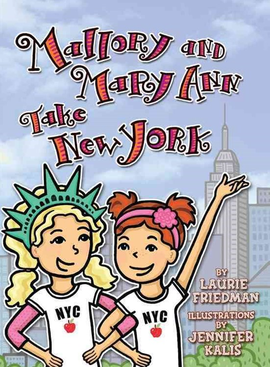 Mallory and Mary Ann Take New York - 19