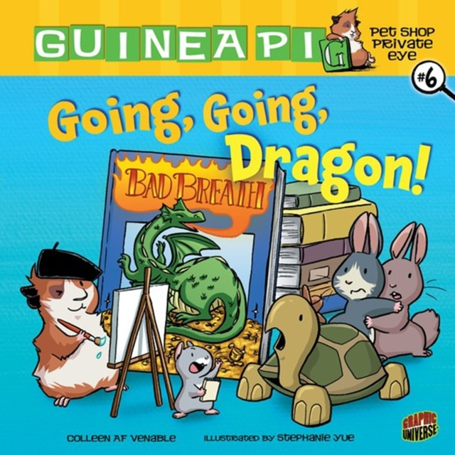 #06 Going, Going, Dragon!