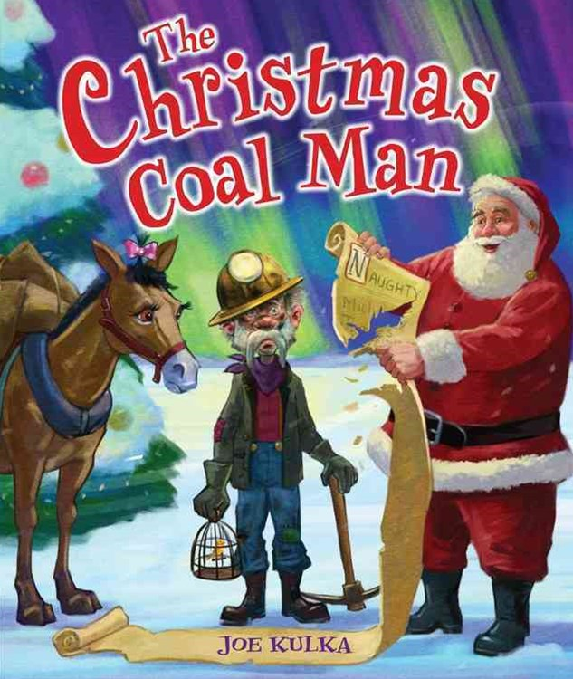The Christmas Coal Man Library Edition