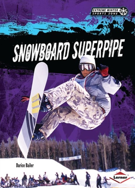 (ebook) Snowboard Superpipe
