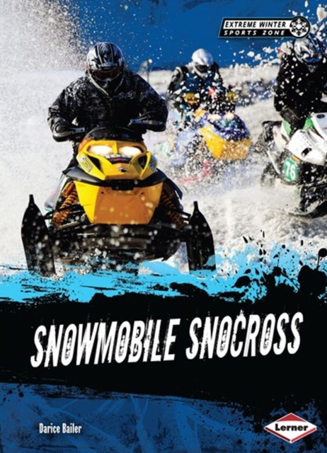(ebook) Snowmobile Snocross