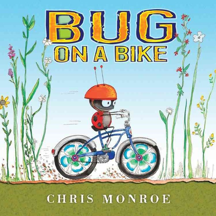 Bug On A Bike Library Edition