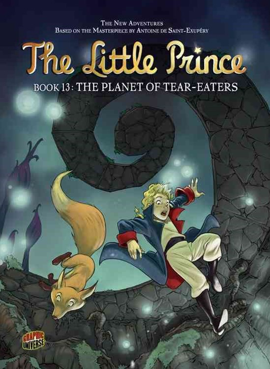 The Little Prince: The Planet Of Tear-Eaters