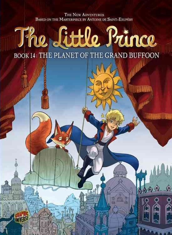 The Little Prince Book 14: The Planet Of The Grand Buffoon