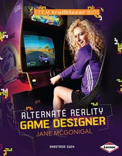 (ebook) Alternate Reality Game Designer Jane McGonigal - Non-Fiction Art & Activity