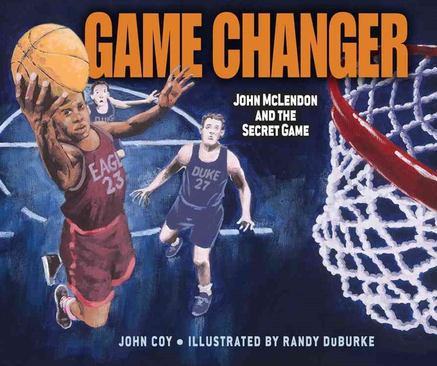 Game Changer: John McLendon and the Secret Game Library Edition