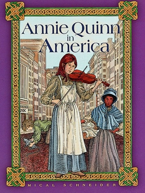 (ebook) Annie Quinn in America