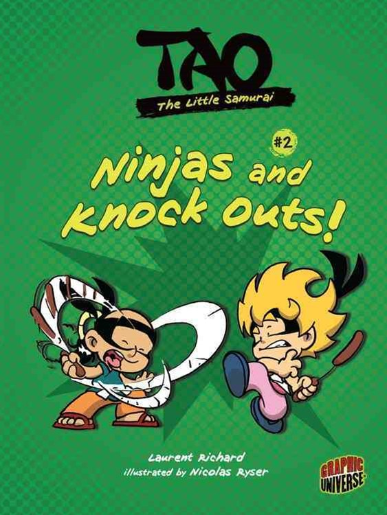 Tao The Little Samurai 2: Ninjas and Knockouts!