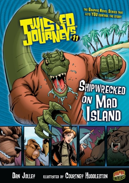 #11 Shipwrecked on Mad Island