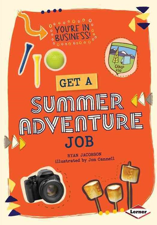 Get a Summer Adventure Job