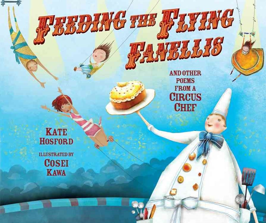 Feeding The Flying Fanellis Library Edition