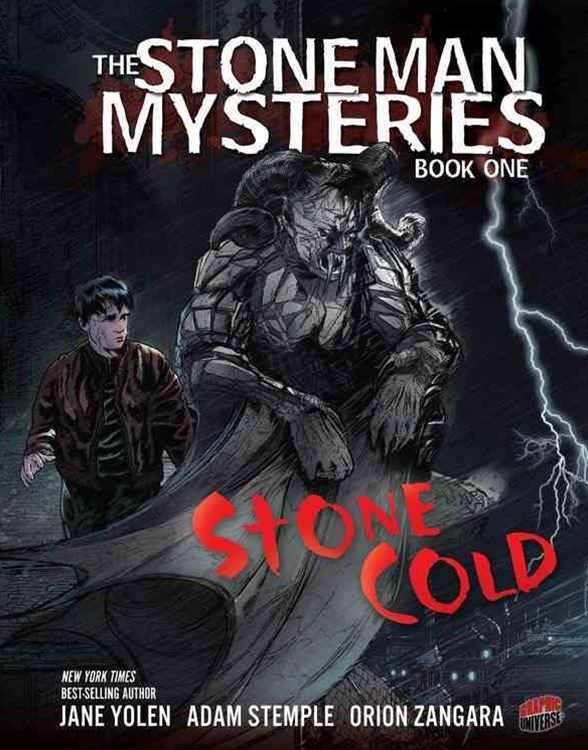 The Stone Man Mysteries Book 1: Stone Cold
