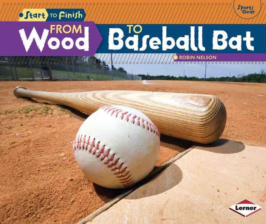 From Wood to Baseball Bat - Start to Finish Sports