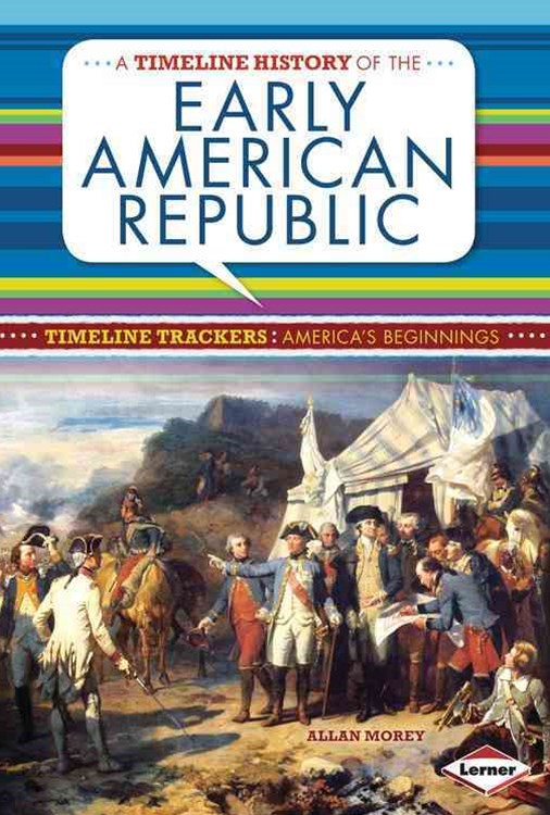 A Timeline History of the Early American Republic