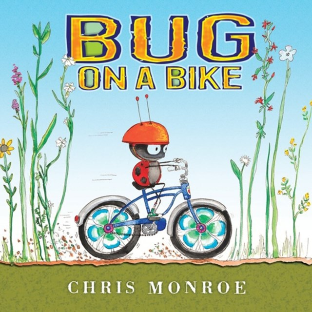 Bug on a Bike