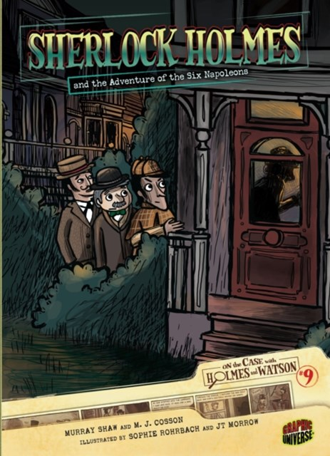 (ebook) Sherlock Holmes and the Adventure of the Six Napoleons