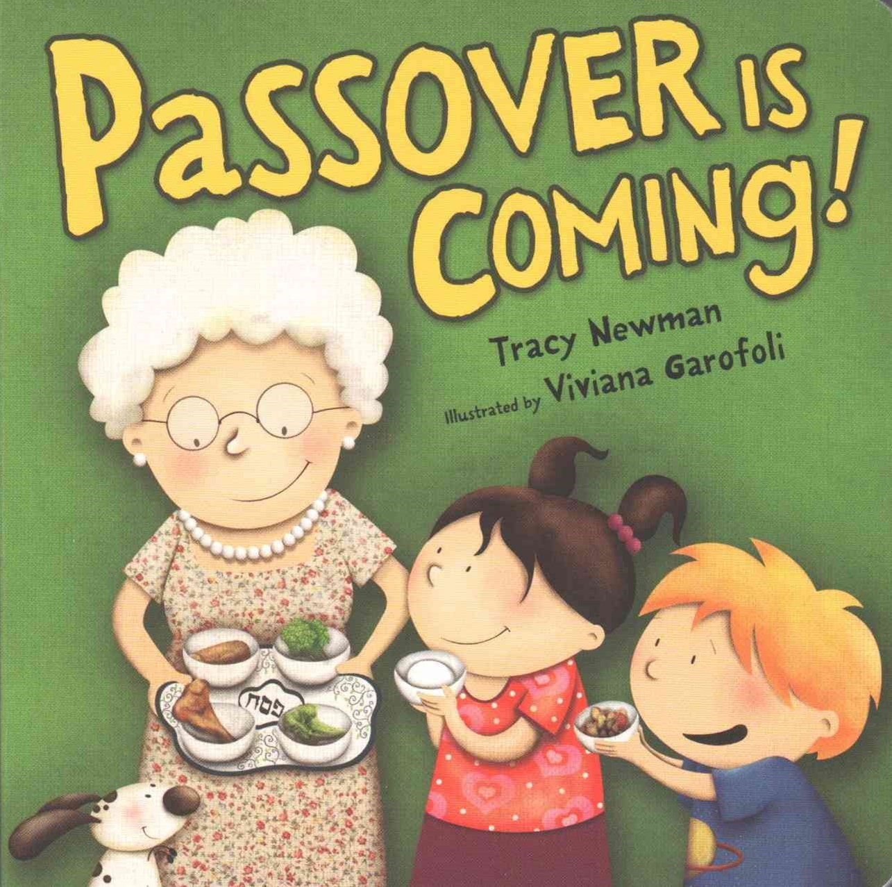Passover Is Coming!