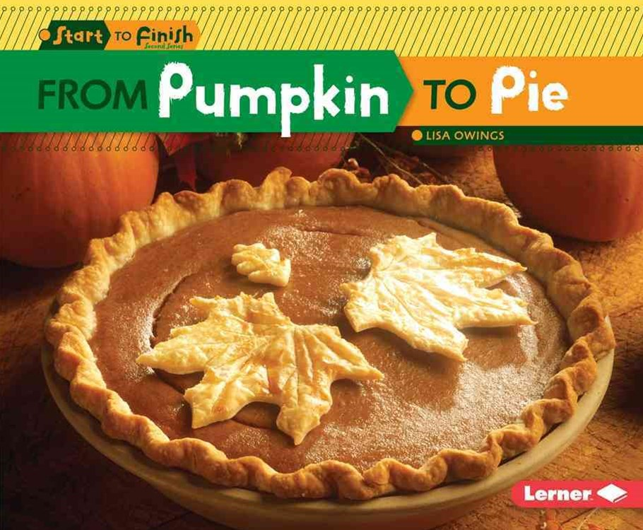 From Pumpkin to Pie