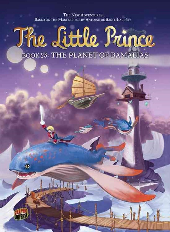 The Little Prince Book 23: The Planet of Bamalias