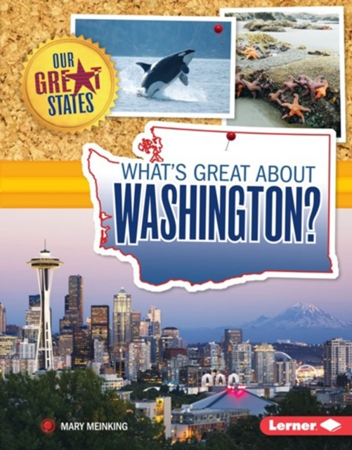 (ebook) What's Great about Washington?