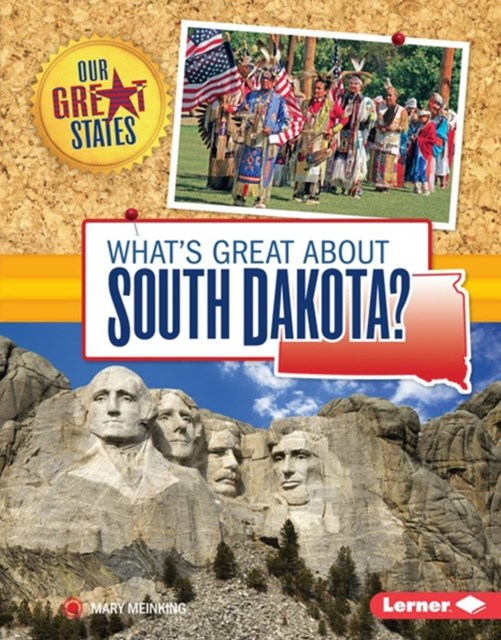 (ebook) What's Great about South Dakota?
