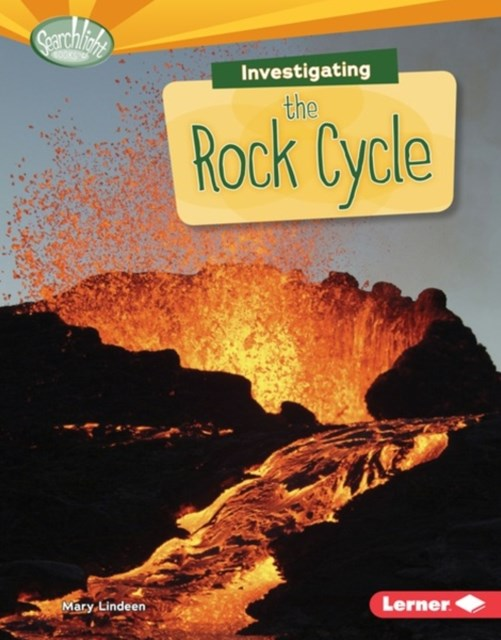 (ebook) Investigating the Rock Cycle