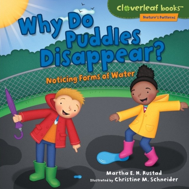 Why Do Puddles Disappear?