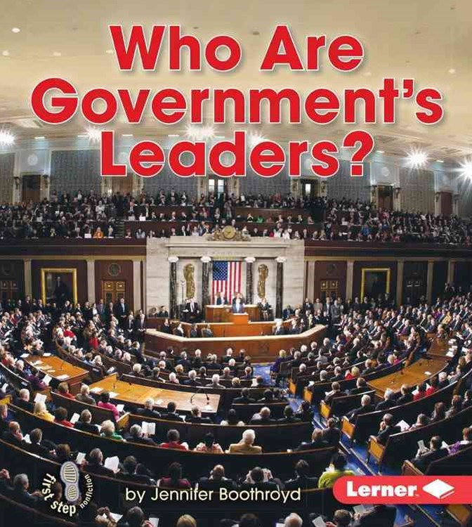 Who Are Government's Leaders?
