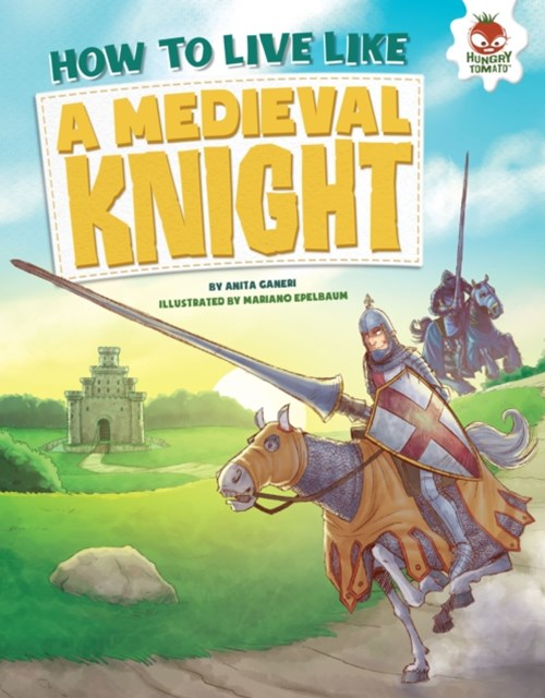 (ebook) How to Live Like a Medieval Knight