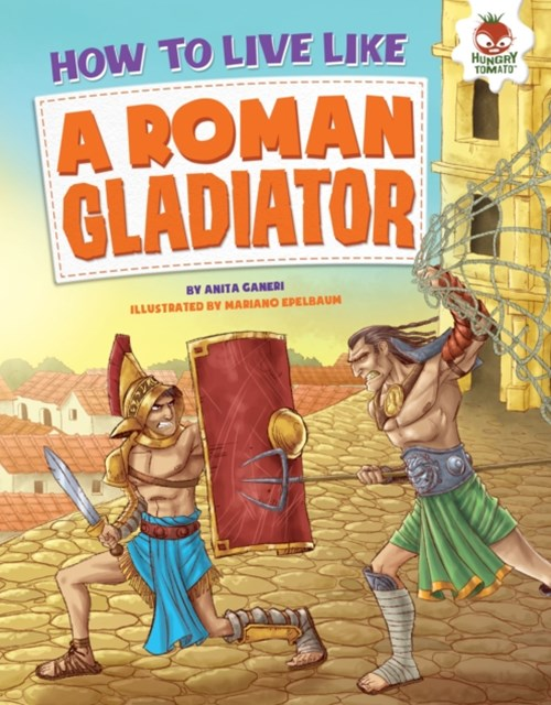 (ebook) How to Live Like a Roman Gladiator