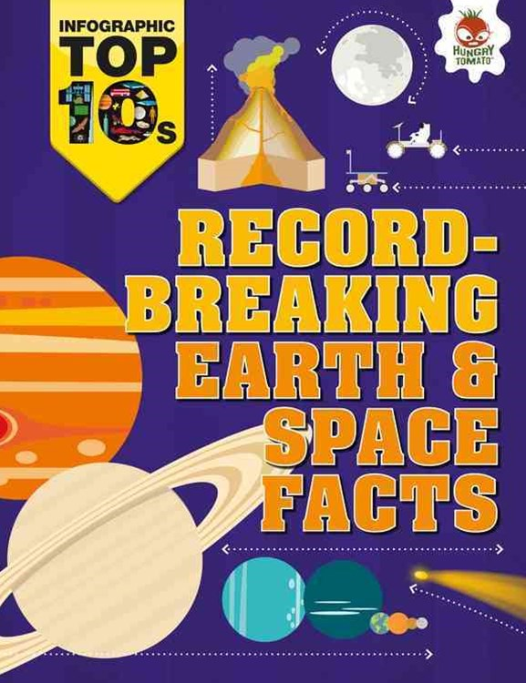 Record-Breaking Earth and Space Facts