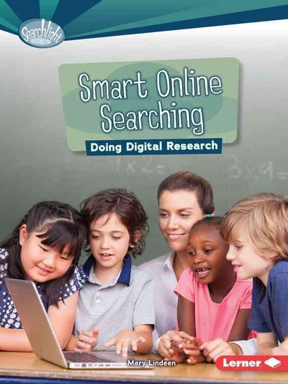 Smart Online Searching - Doing Digital Research - What is Digital Citizenship - Searchlight