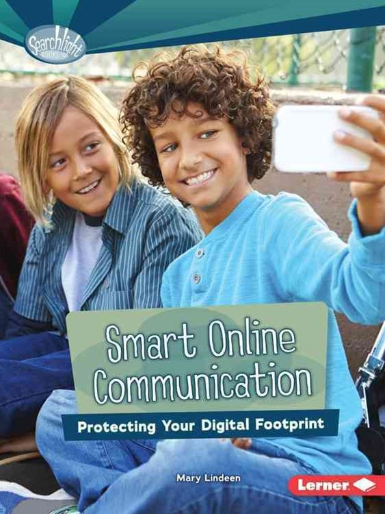 Smart Online Communications - Protecting Your Digital Footprint - What is Digital Citizenship - Searchlight