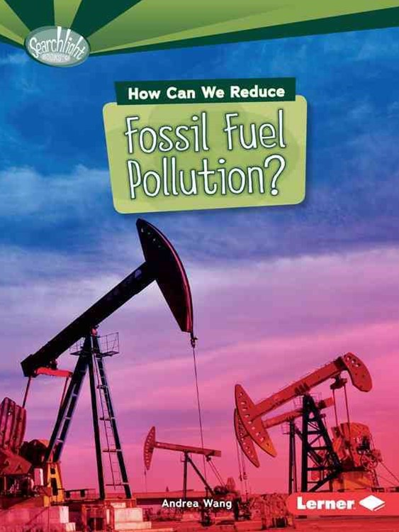 How Can We Reduce Fossil Fuel Pollution - What Can We Do About Pollution - Searchlight